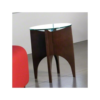 Alight� End Table by Turnstone Finish: Dark Walnut