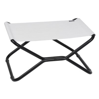 Next Folding Footrest Stool Fabric: Ecume