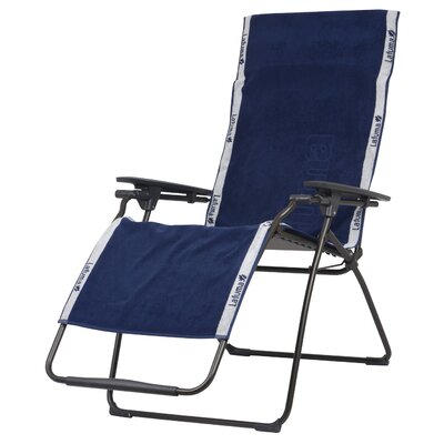 Beach Towel for X-Large Recliner Color: Ecume