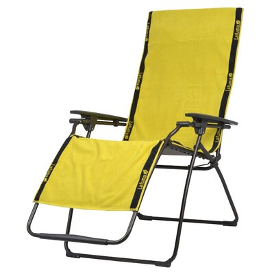 Beach Towel for X-Large Recliner Color: Obsidian