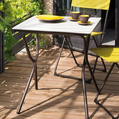 Anytime Square Picnic Table Finish: Brown