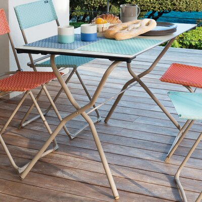 Anytime Rectangular Picnic Table Finish: Sand