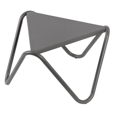 Vogue End Table Finish: Gray/Gray