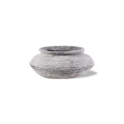 ResinStone Squat Beehive Color: Lead Gray, Drain Hole: No Drain Hole