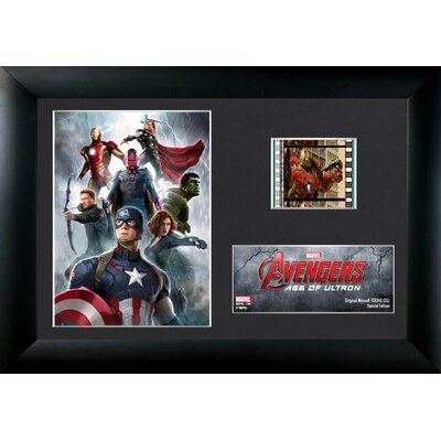 Avengers Age of Ultron FilmCell Framed Vintage Advertisement USFC6243