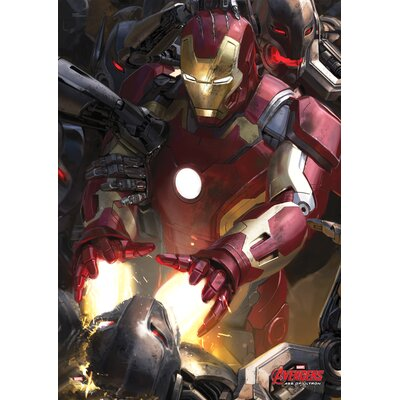 Avengers: Age Of Ultron Iron Man Mightyprint MP17240130