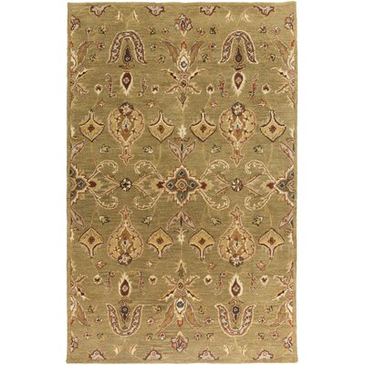Middleton Sage Grace Area Rug Rug Size: 5 x 8