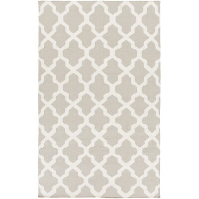 Bangor Gray Geometric Area Rug Rug Size: Rectangle 2 x 3