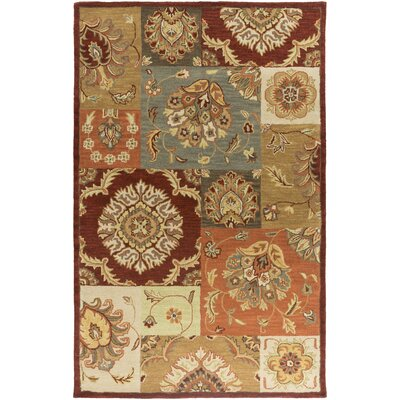Dussault Area Rug Rug Size: Rectangle 3 x 5
