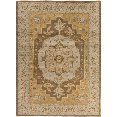Dussault Brown Area Rug Rug Size: Rectangle 8 x 11