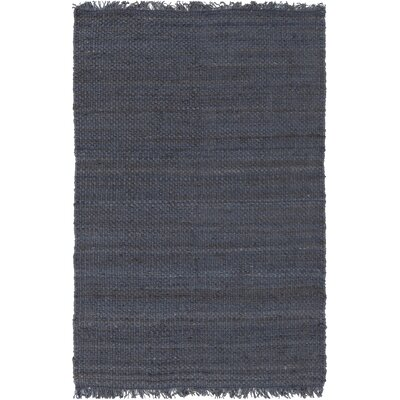 Pineda Blue Area Rug Rug Size: Rectangle 4 x 6