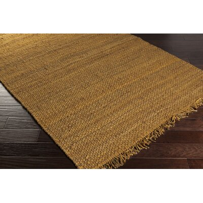 Pineda Yellow Area Rug Rug Size: Runner 23 x 12