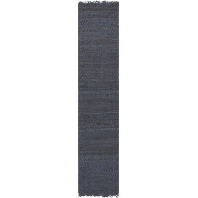 Pineda Blue Area Rug Rug Size: Runner 23 x 8
