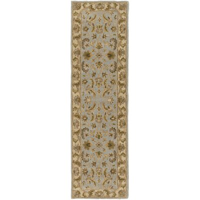 Plemmons Light Blue Area Rug Rug Size: Runner 23 x 8