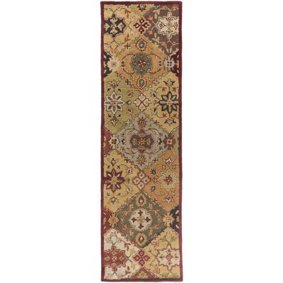 Mangrum Area Rug Rug Size: Runner 23 x 12