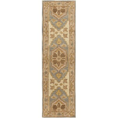 Middleton Brown Mia Area Rug Rug Size: Runner 23 x 8