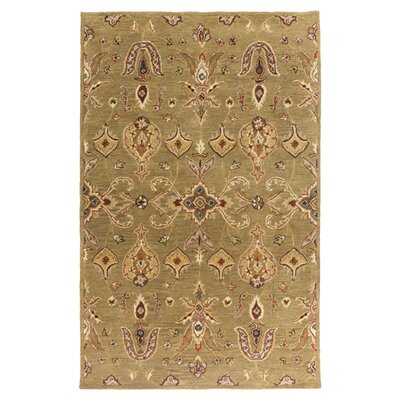 Middleton Sage Grace Area Rug Rug Size: 76 x 96