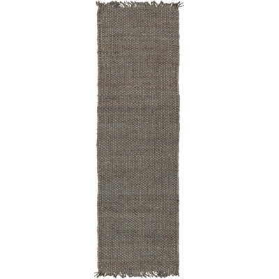 Tropica Gray Harper Area Rug Rug Size: Runner 23 x 8