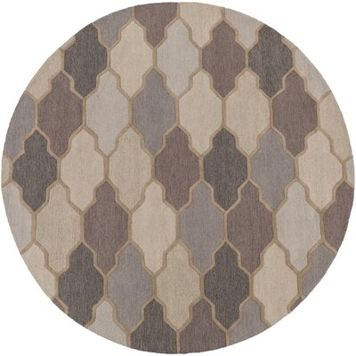 Pollack Morgan Gray Area Rug Rug Size: Runner 23 x 8