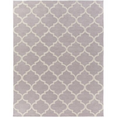 Cleaves Beige/Ivory Area Rug Rug Size: Rectangle 5 x 76