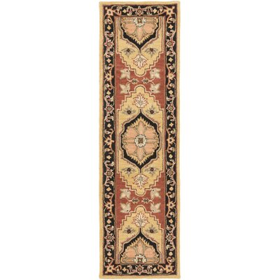 Middleton Beige Mia Area Rug Rug Size: Runner 23 x 10