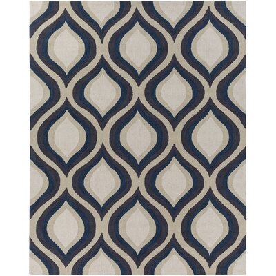 Youngberg Ivory Area Rug Rug Size: Rectangle 76 x 96