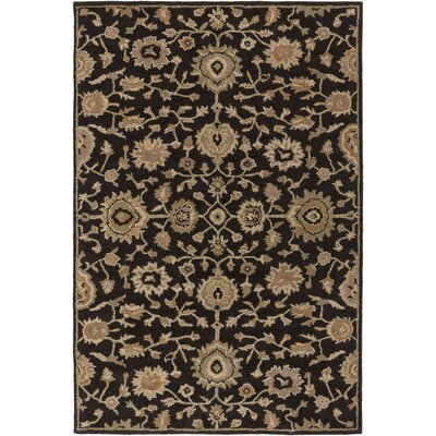 Dyal Slate Area Rug Rug Size: Rectangle 8 x 11