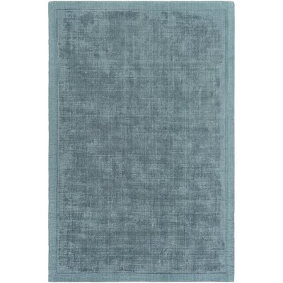Silk Route Rainey Hand-Loomed Area Rug Rug Size: Round 36