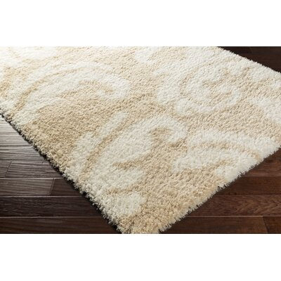 Gaines Tan/Ivory Area Rug