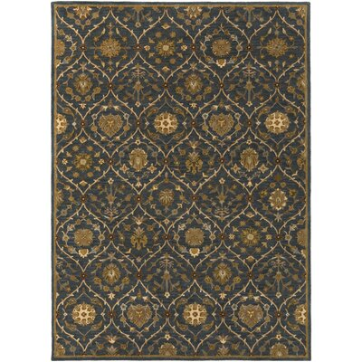 Phinney Hand-Tufted Area Rug Rug Size: Rectangle 3 x 5