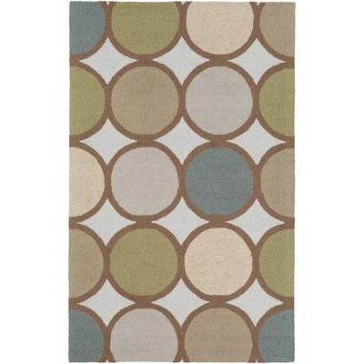 Moylan Hand-Tufted Multi Area Rug Rug Size: Rectangle 4 x 6