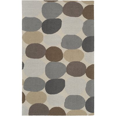 Moyers Hand-Tufted Multi Area Rug Rug Size: Rectangle 4 x 6