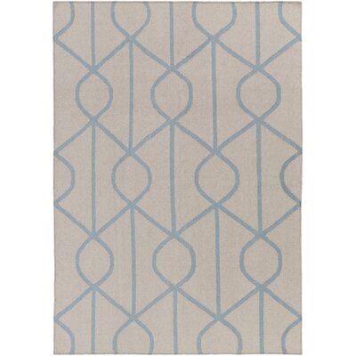 Murrill Ivory Area Rug Rug Size: Rectangle 3 x 5