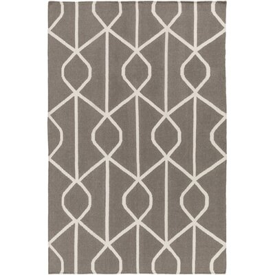 Murrill Beige Area Rug Rug Size: Rectangle 9' x 12'