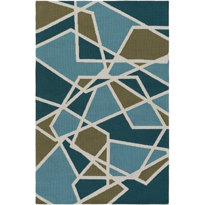 Joan Holloway Multi Area Rug Rug Size: 76 x 96