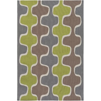 Zack Multi Area Rug Rug Size: Rectangle 3 x 5