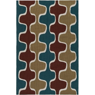 Zack Multi Area Rug Rug Size: Rectangle 76 x 96