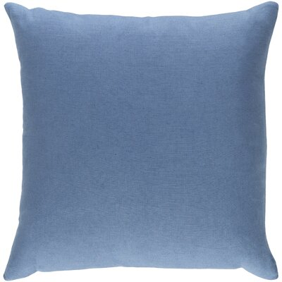 Ethiopia Cape Town Pillow Cover Color: Denim