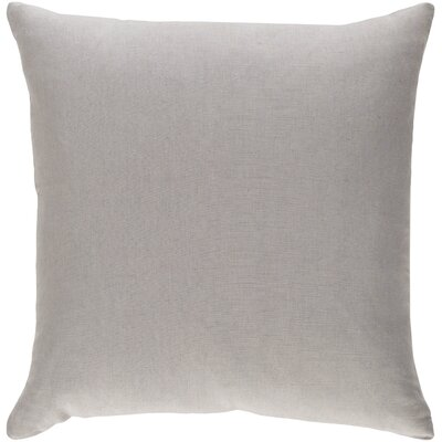 Ethiopia Cape Town Pillow Cover Color: Light Gray