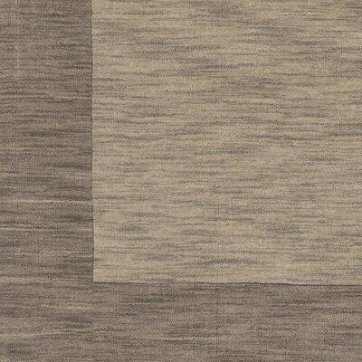 Allsopp Hand-Loomed Gold Area Rug Rug Size: Runner 2 x 8