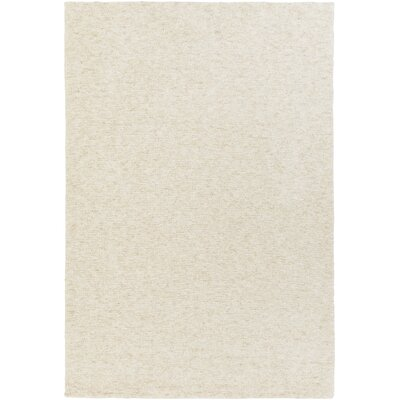 Daub Beige Area Rug Rug Size: Rectangle 5 x 76