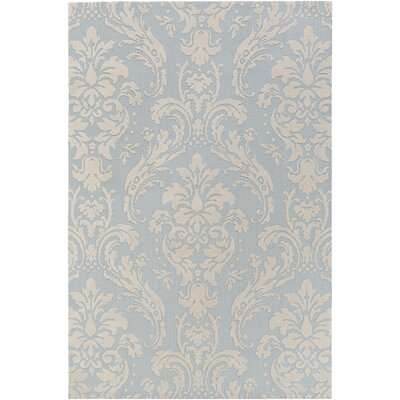 Lade Mint/Beige Area Rug Rug Size: Rectangle 76 x 96