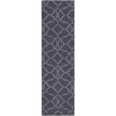 Dylan Handmade Blue Area Rug Rug Size: Runner 23 x 8