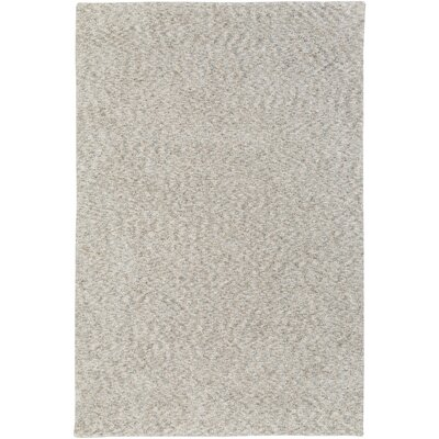 Sally Maise Gray/Light Gray Area Rug Rug Size: 5 x 76