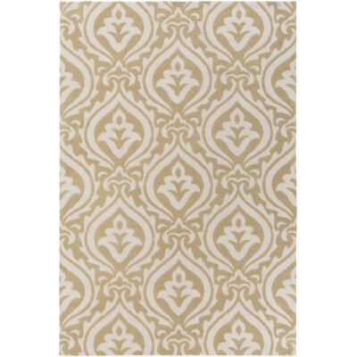Lachapelle Tan/Beige Area Rug Rug Size: Rectangle 2 x 3