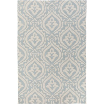 Lachapelle Mint/Beige Area Rug Rug Size: Rectangle 8 x 11