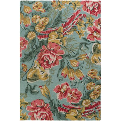 Lacluta Hand-Tufted Area Rug Rug Size: Rectangle 8 x 10
