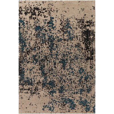 Detrick Handmade Area Rug Rug Size: Rectangle 4 x 6