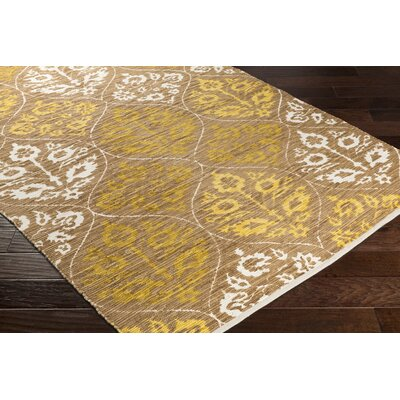 Deutsch Hand-Woven Area Rug Rug Size: Rectangle 5' x 7'6