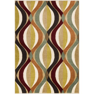 Zakrzewski Area Rug Rug Size: Rectangle 2 x 3